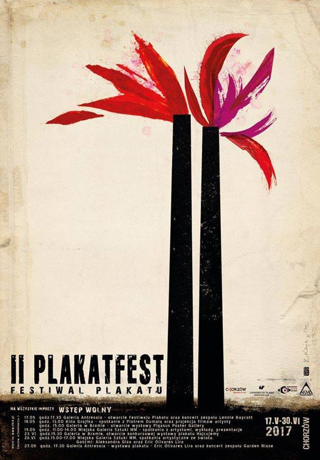 Ryszard Kaja Plakat Fest Retroavangarda