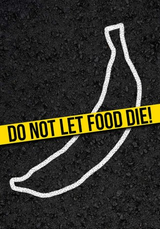 David Jimenez, Do not let food die!