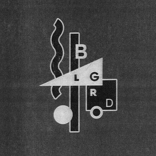 Jonathan Sirit, New logo for Belgrado.  ~ New LP 'Obraz' out now on La Vida Es Un Mus!
