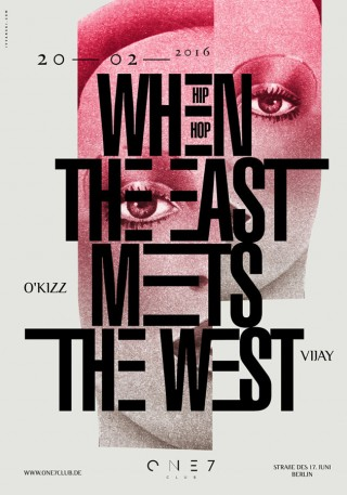 Krzysztof Iwański, When The East Meets The West