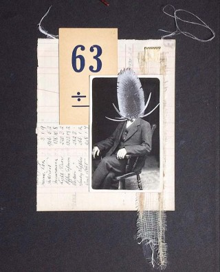 Susan Ringler, collage