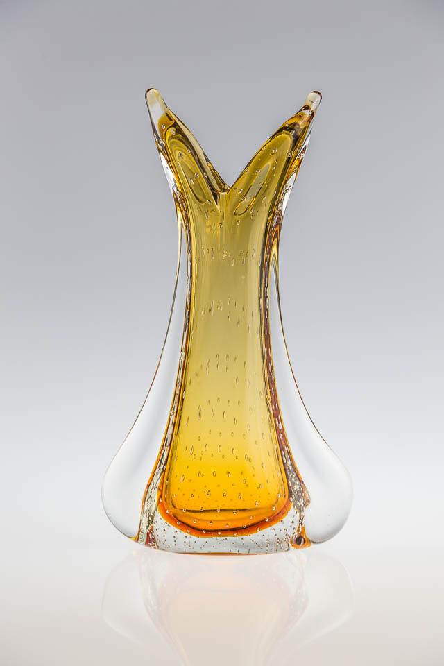 wazon w stylu Murano ? r?cznie formowany wazon w stylu Murano