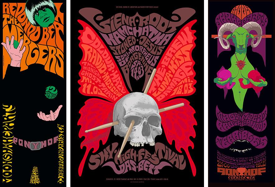 Kiryk Drewinski - plakaty