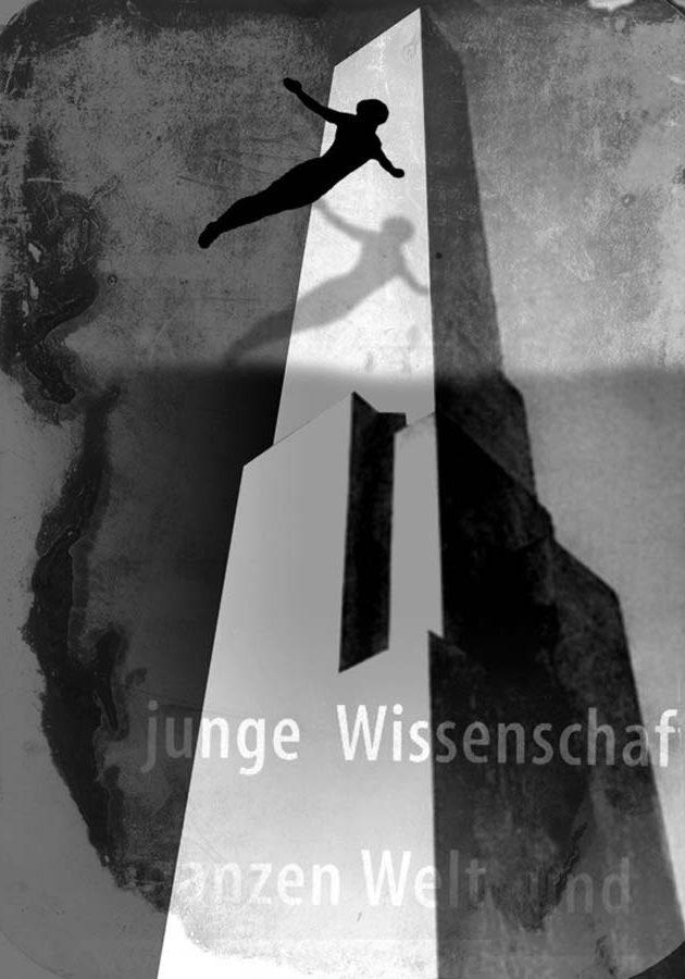 Anna Klos, junge Wissenschaft, collage