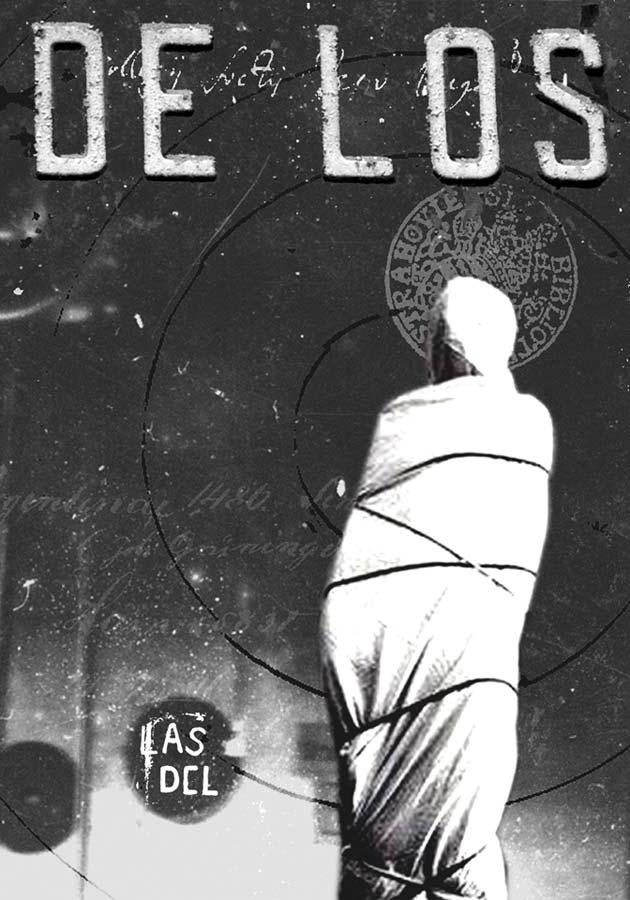 Anna Klos, de Los, collage