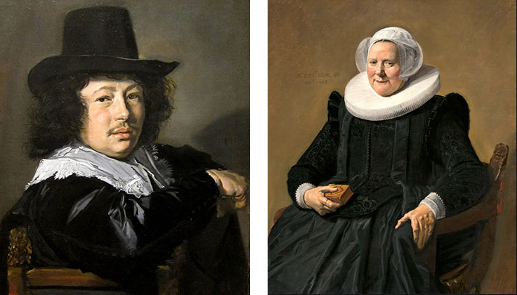 Frans Hals, paintings