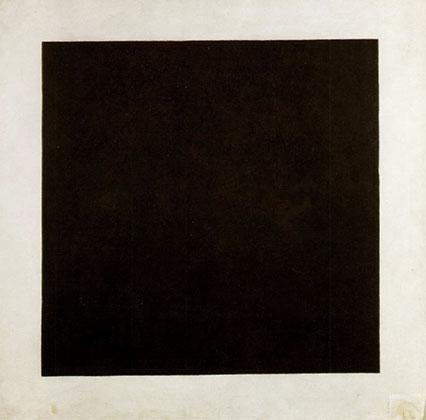 """Kazimierz Malewicz """"Czarny kwadrat na białym tle"""""""