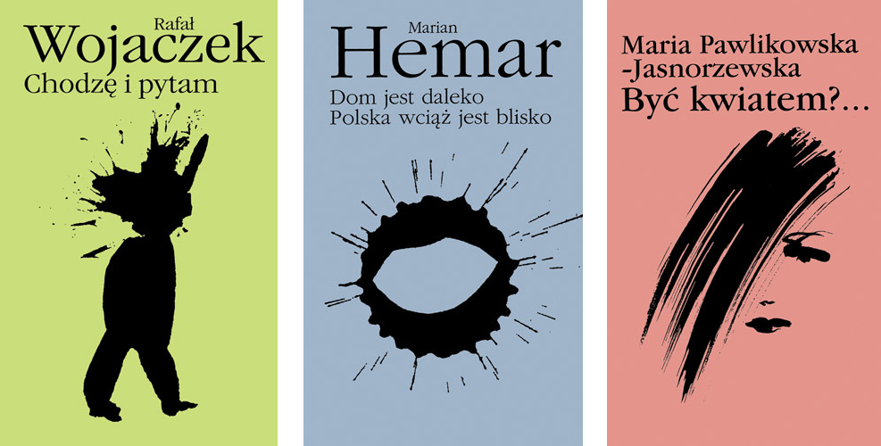 Mieczyslaw Wasilewski, book covers