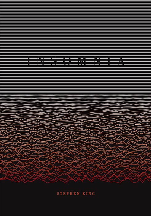 Daniel Chudy - book cover for Stephen King's 'Insomnia'