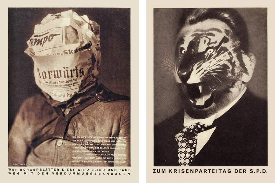 Lovely Heartfield #2: John Heartfield