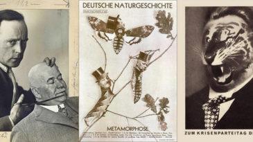 John Heartfield i początki fotomontażu