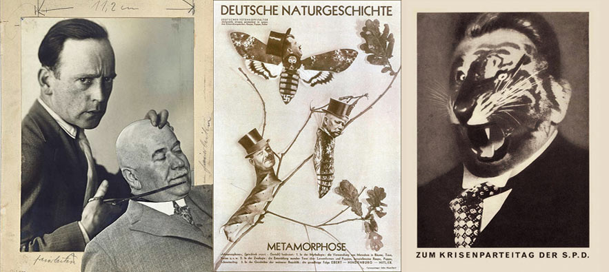 John Heartfield and the dawn of photomontage