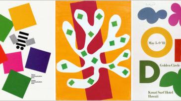 Henri Matisse vs Paul Rand – czyli co łączy słynnego fowistę z autorem logo IBM