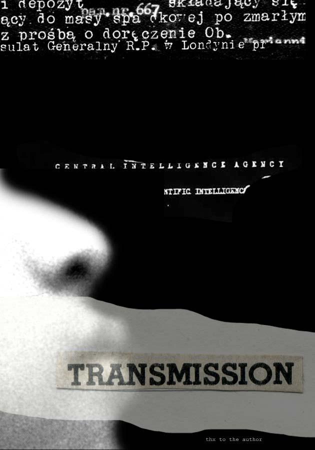 Anna Klos, Transmission II, [Konsulat Generalny], collage
