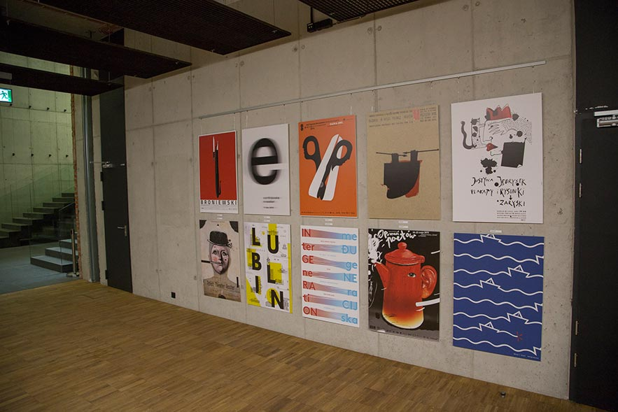 Post-Ecuador Poster Bienal exhibition