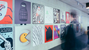 Międzynarodowa wystawa plakatu Post-Ecuador Poster Bienal w Centrum Spotkania Kultur w Lublinie