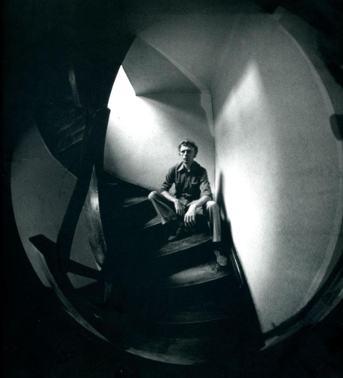 Jerzy Grabowski – photo by Lothar Wolleh