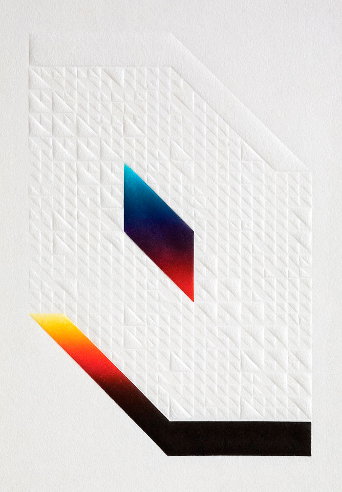 Jerzy Grabowski – Second Composition on 'Centrism', 1999