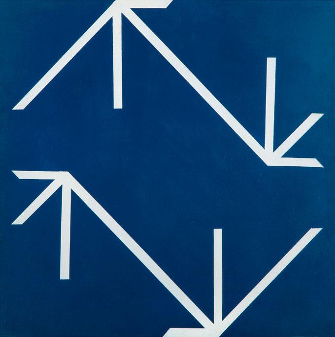 Judith Lauand – Agrupar de elementos, 1959