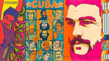 Plakat kubański