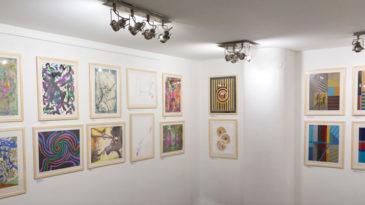 """Wystawa """"Abstrakcje i malarstwo współczesne Peru"""""""