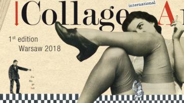 'Retroavangarda's Collage Art Exhibition' – Międzynarodowa Wystawa Kolażu
