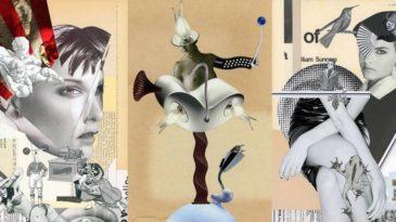 Koji Nagai – wywiad ze współczesnym twórcą kolażu