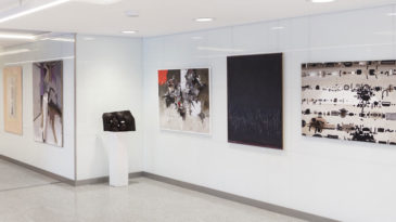The collection of Retroavangarda and Korekta Gallery – exhibition