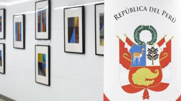 Opening of Contemporary Peruvian Art Exhibition in Retroavangarda Gallery