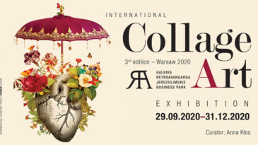 International Collage Art Exhibition 2020